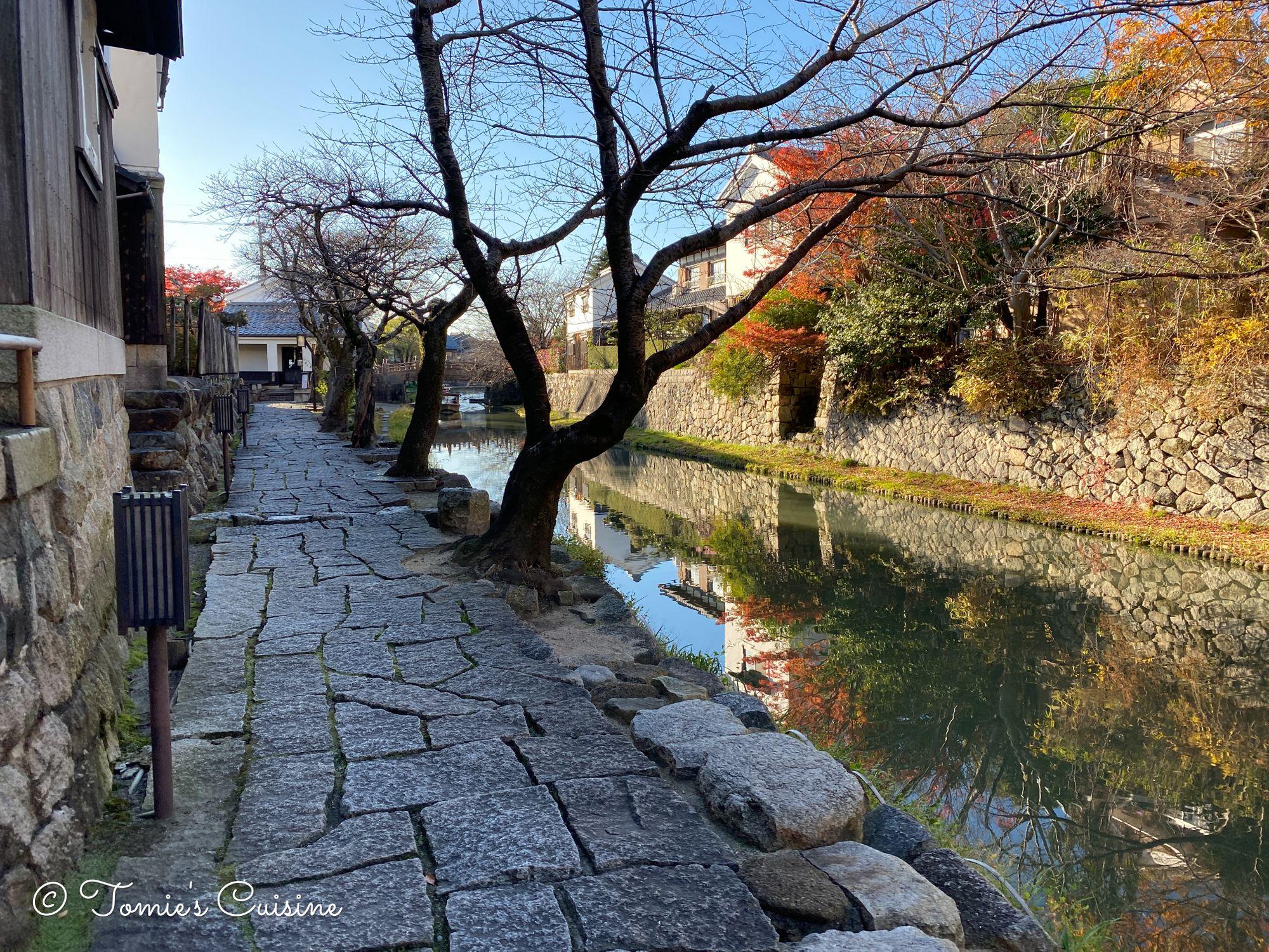 Walk along Omi-Hachiman canal