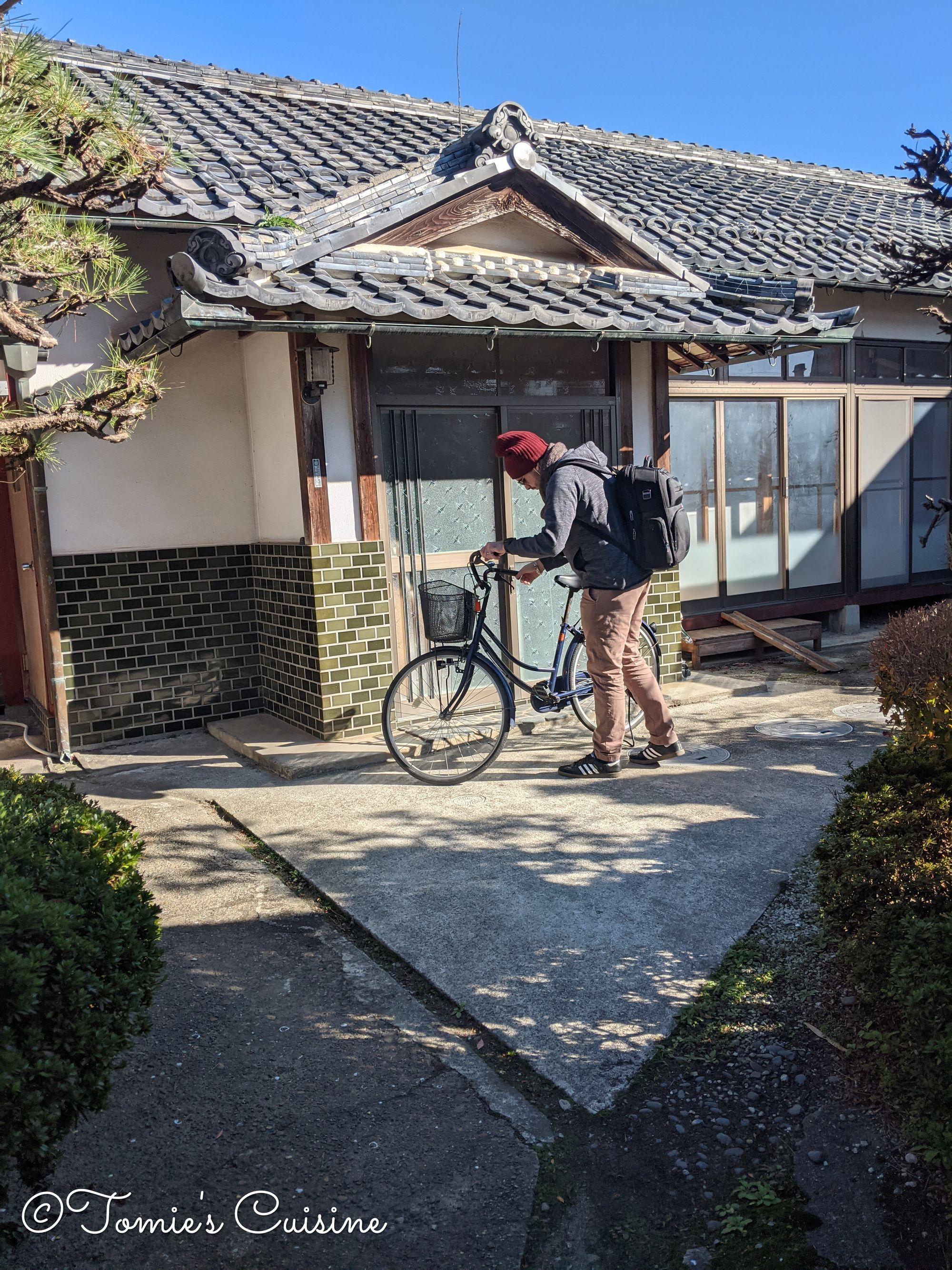 Guesthouse En's bicycles