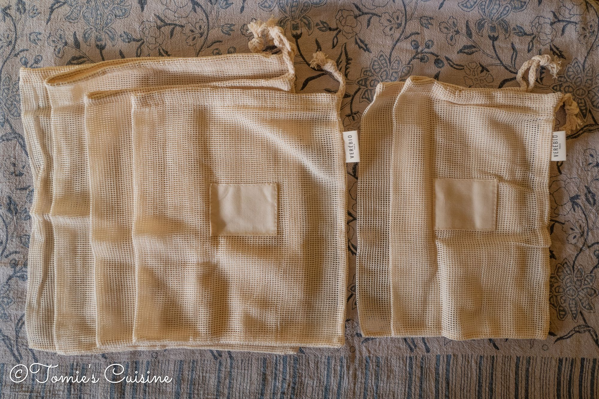 Verebio's mesh bags set