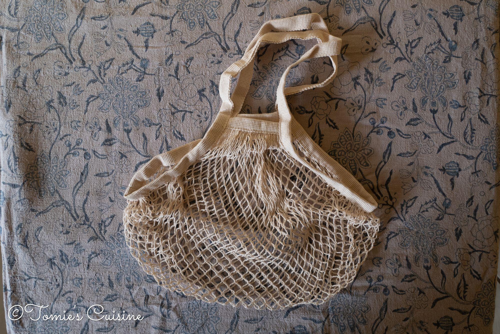 Verebio's net bag